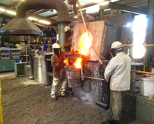Image of GPM foundry