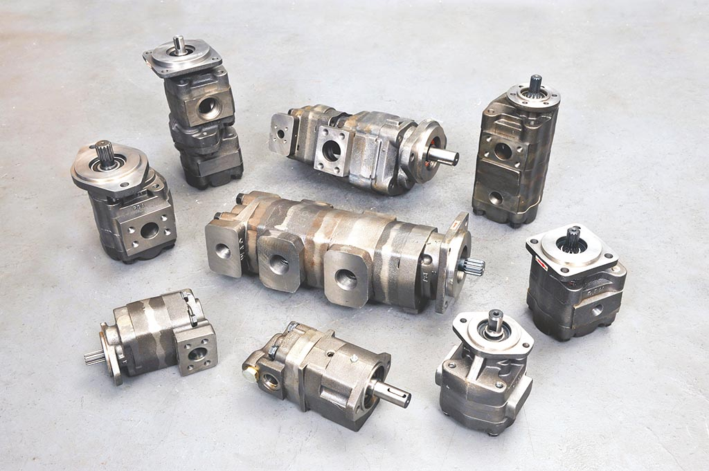 GPD's range of GPM pumps