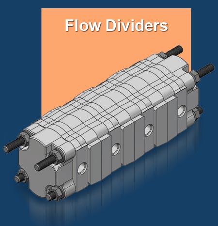 GPM Flow Divider