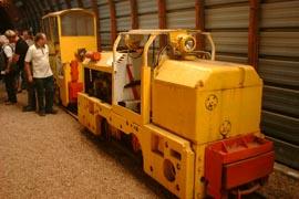 Mining Vehicle