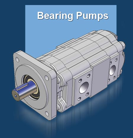 GPM Bearing Gear Pump