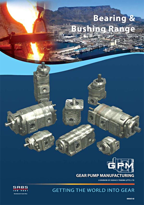 Gear Pumps Manufacturing Complete Catalogue