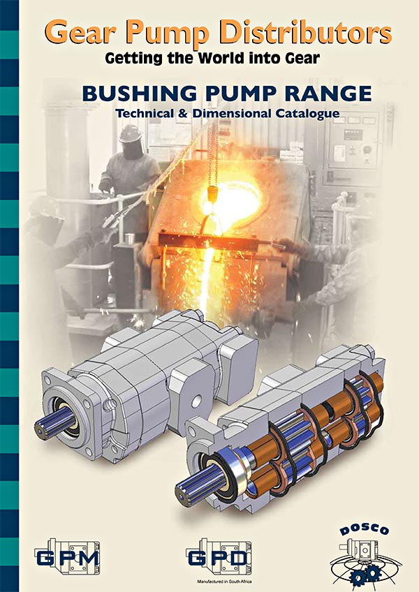 GPD Bushing Gear Pumps Brochure (older)